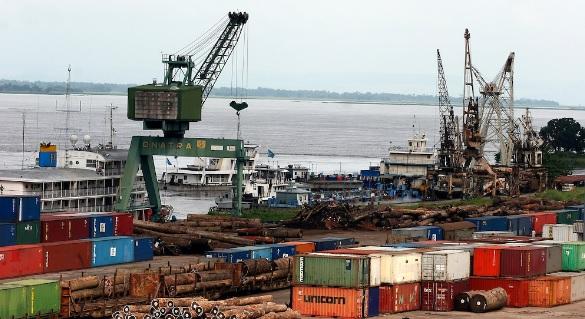 Ship Chandler Congo