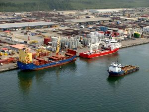 Ship Chandler Onne Port Nigeria