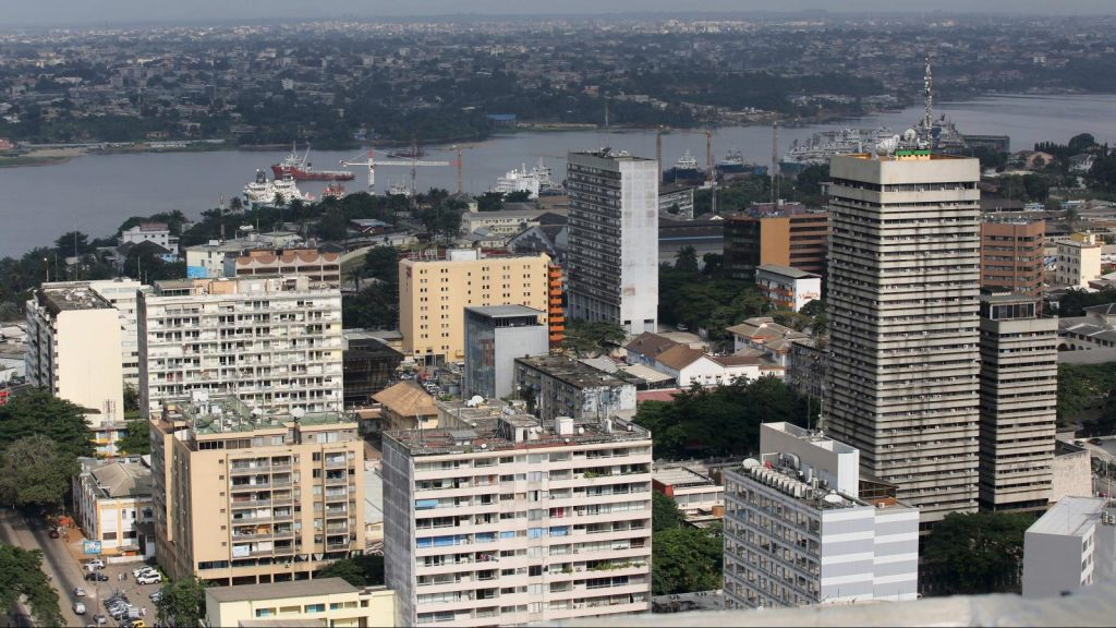 Ivory coast ship chandler